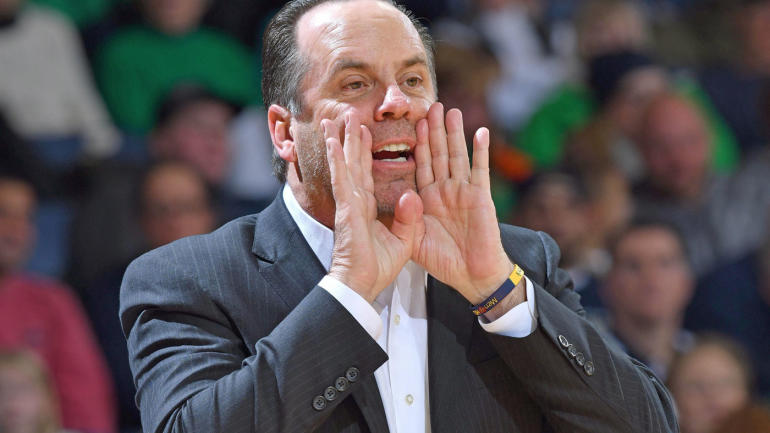 Georgetown inquires about Mike Brey, Shaka Smart but will ...