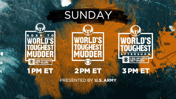 Think 'World's Toughest Mudder' sounds difficult? You really