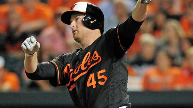 MLB Hot Stove signings: Orioles reportedly strike deal with Mark Trumbo