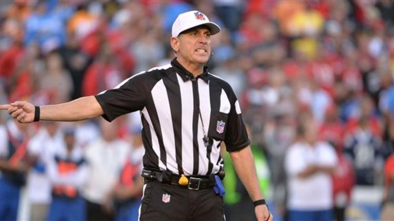 Referee John Hussey assigned to Lions vs. Cowboys ...
