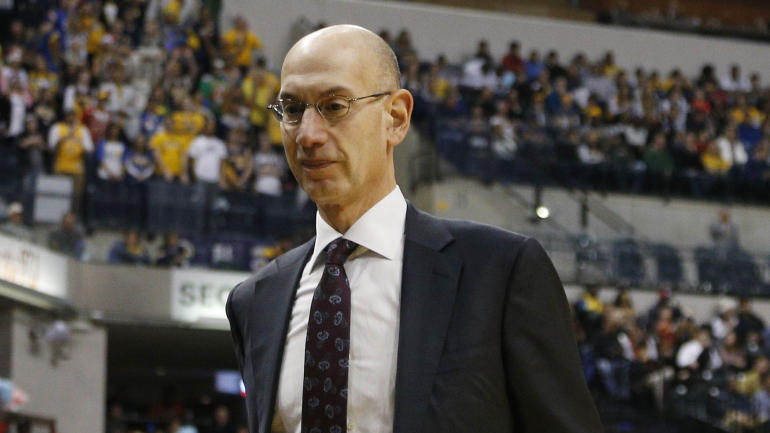 Adam Silver says NBA might speed up end of games due to millennial attention spans