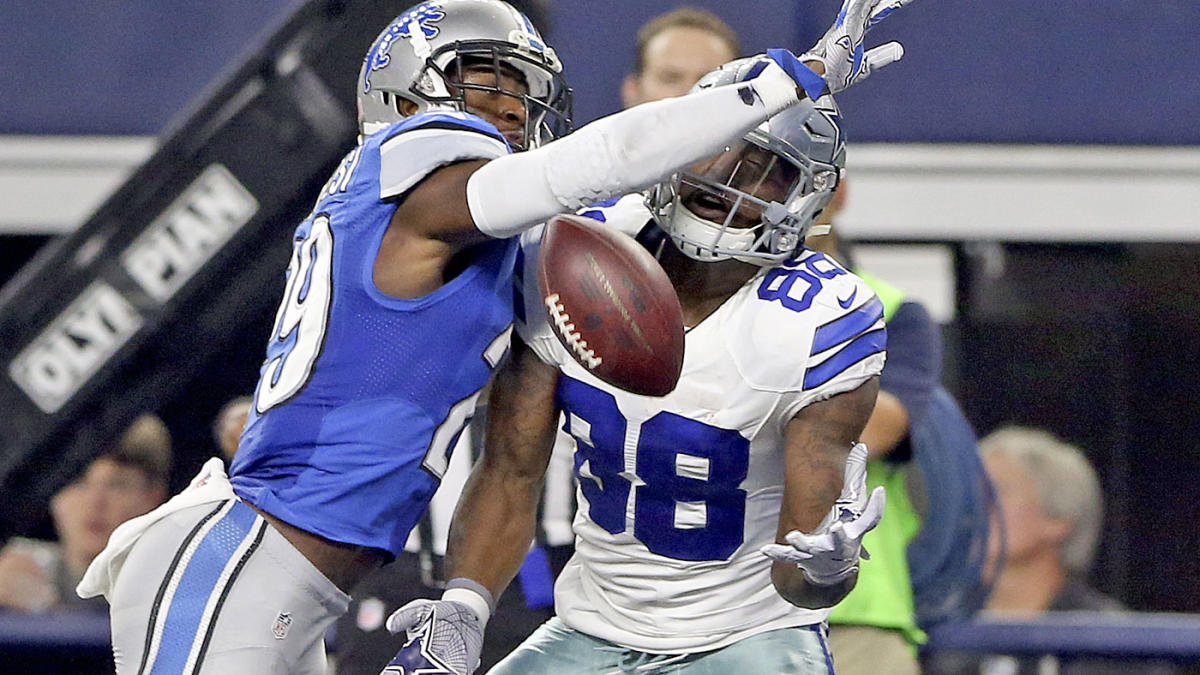 Watch Dez Bryant Defies Pass Interference Logic With One
