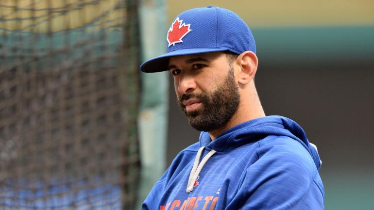 MLB Hot Stove Rumors: Twins have been in touch with Jose Bautista's agent