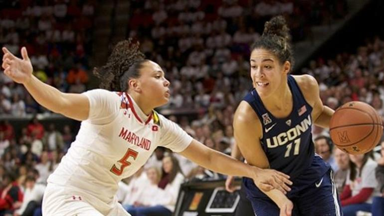 Maryland Women's Basketball Falls to Top-Ranked UConn - CBSSports.com