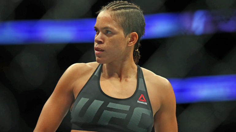 Golf Channel Shop >> Champion Amanda Nunes out of UFC 213 main event after being hospitalized - CBSSports.com