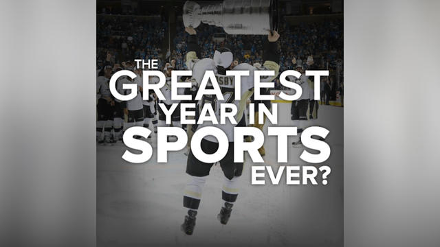 CBS Sports: Greatest Sports Year Ever?
