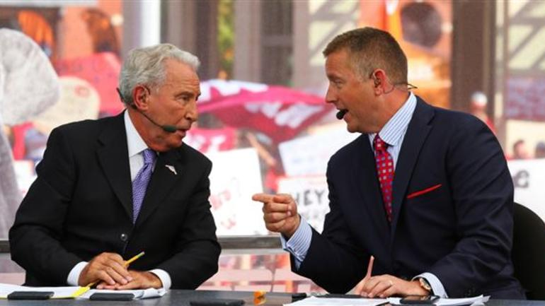 ESPN GameDay crew makes picks for College Football Playoff