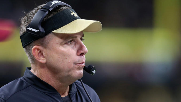 Saints reportedly 'open' to trading Sean Payton in offseason, L.A. prime location - CBSSports.com