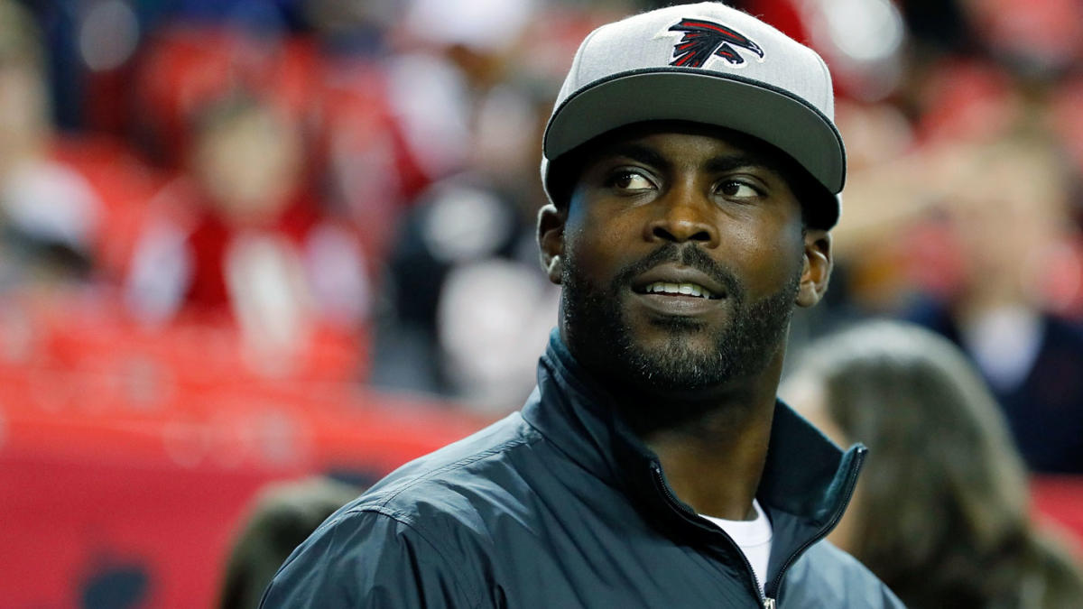face ambassador NFL, now the Michael  is of a an Once Vick
