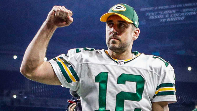 Packers beat Lions for NFC North crown while Aaron Rodgers ...