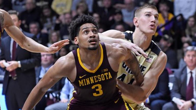 Gophers Down #15 Purdue in OT - CBSSports.com