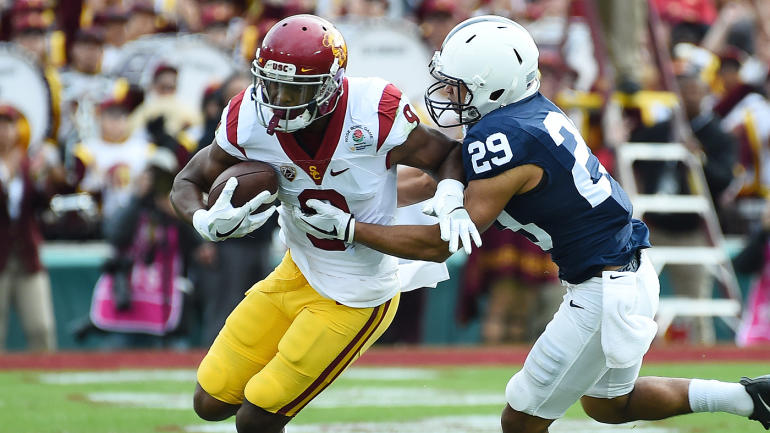 USC's JuJu Smith-Schuster foregoing senior year to enter 2017 NFL Draft