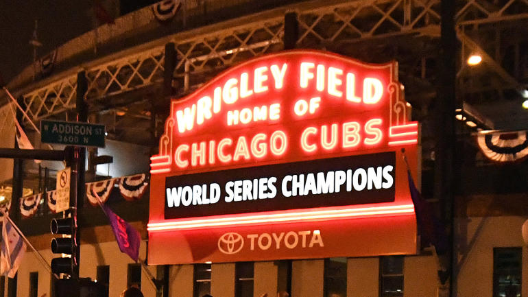 There's a baby boom in Chicago, nine months after Cubs World Series win