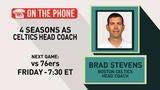 Gottlieb: Brad Stevens talks Celtics