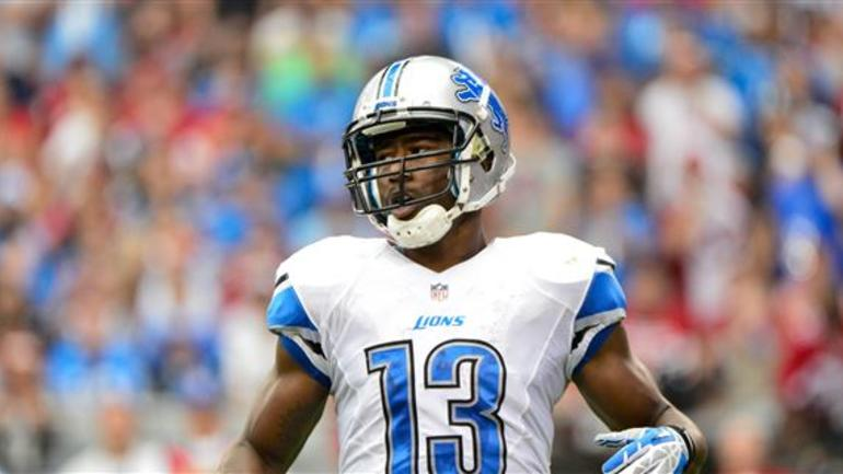 Nate Burleson: Lions and Seahawks even, run game will ...