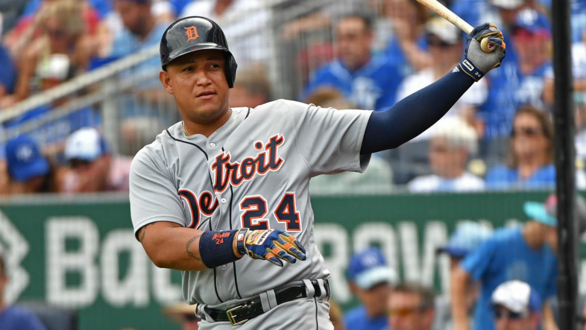 Miguel Cabrera is next to 600 homers, and here's who else ...