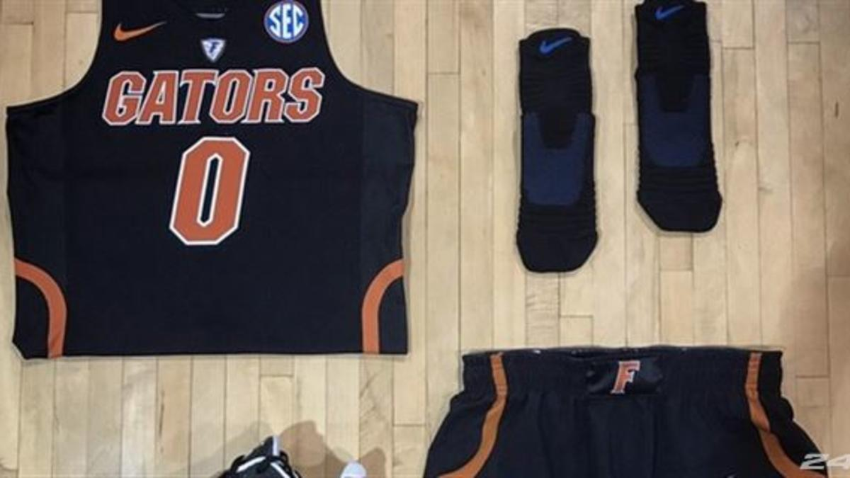 size 40 7ebdb 26756 Florida basketball going with blackout look against ...