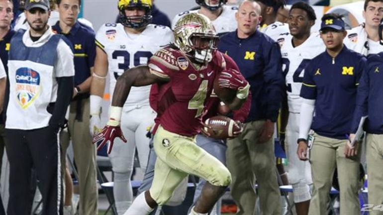 Bucs score stud RB Dalvin Cook in USA TODAY's latest mock draft ...