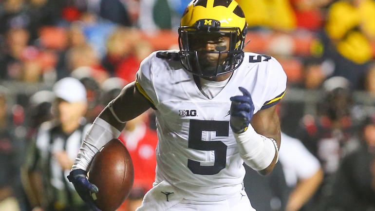 Michigan's do-it-all star Jabrill Peppers to enter the 2017 NFL Draft