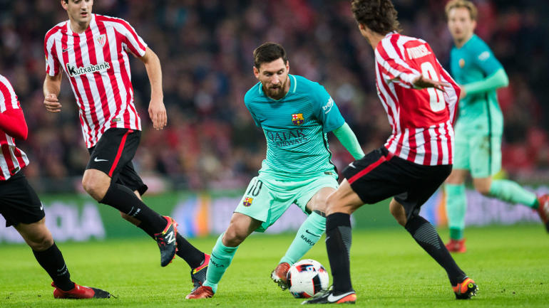 Barcelona vs. Athletic Bilbao live stream info, TV channel, odds, prediction: How to watch La Liga