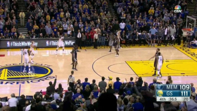 5c46d31c3ea Here s why Draymond Green went off on Kevin Durant in Warriors  loss ...