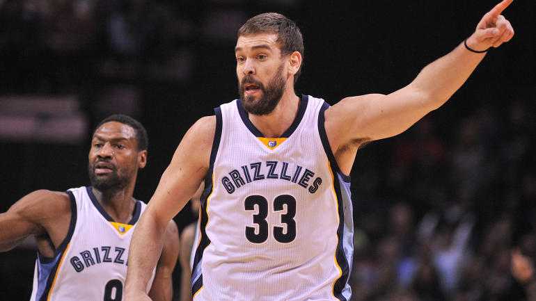 nba trade rumors  grizzlies could explore dealing marc