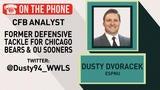 Gottlieb: Dusty Dvoracek on Cal firing Sonny Dykes and Alabama vs. Clemson