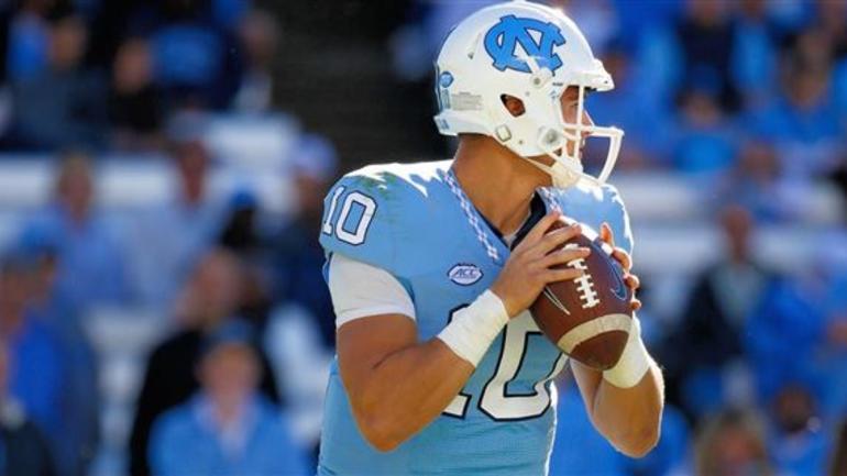 the latest 2d153 c4934 North Carolina QB Mitch Trubisky declares for NFL Draft ...