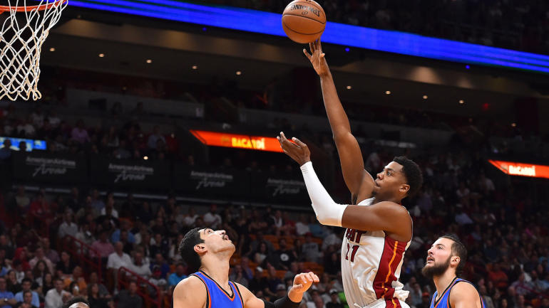 NBA Trade Rumors: Hassan Whiteside on the block? A look at Heat big man's value