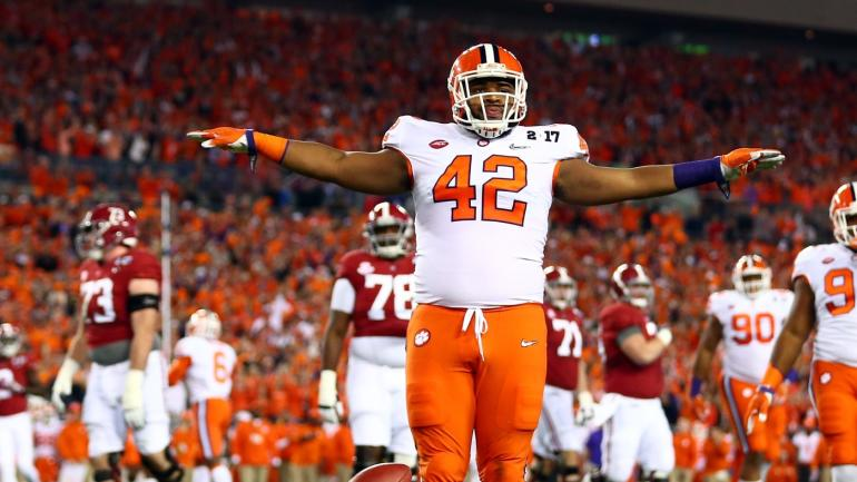 NFL Draft 2019: Clemson's Christian Wilkins surprisingly an underrated prospect in senior season