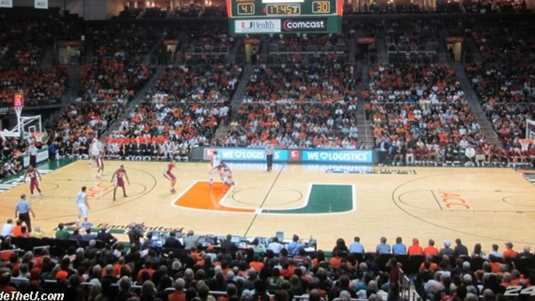 Miami Hurricanes Riding a 21-Game Home Winning Streak ...