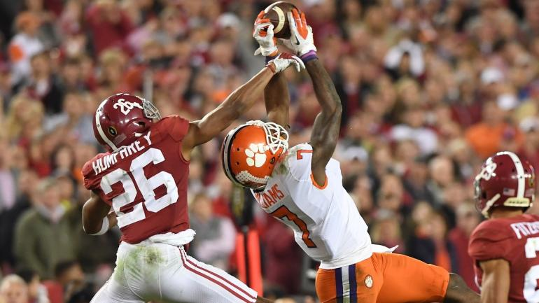 Potential top-15 pick Mike Williams declares for the 2017 NFL Draft