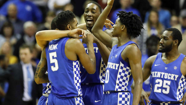 Kentucky Basketball Roster Power Rankings Offseason: NCAA Tournament No. 1 Seed Power Rankings: UK No. 1, FSU