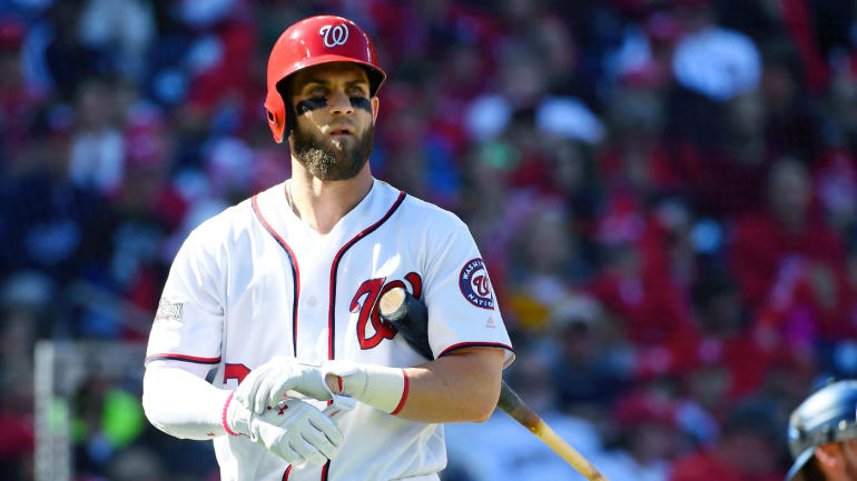 Scott Boras reveals that Bryce Harper played through 'an ...