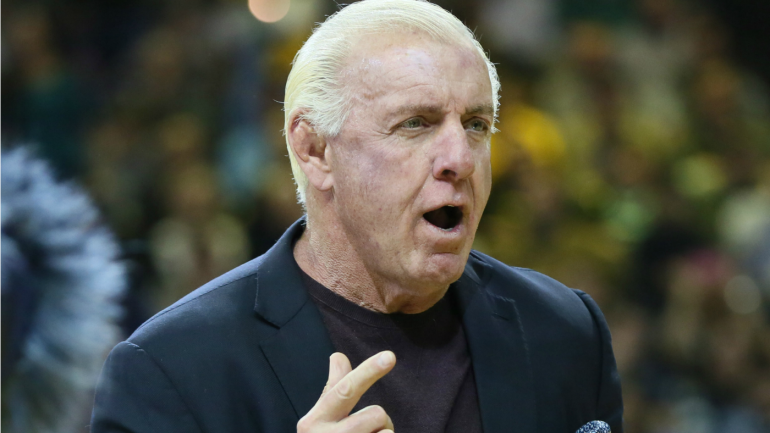 WWE legend Ric Flair 'not out of the woods' after ...
