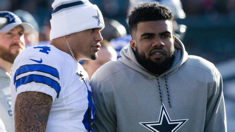 NFL reportedly sends more questions to Ezekiel Elliott over assault claims