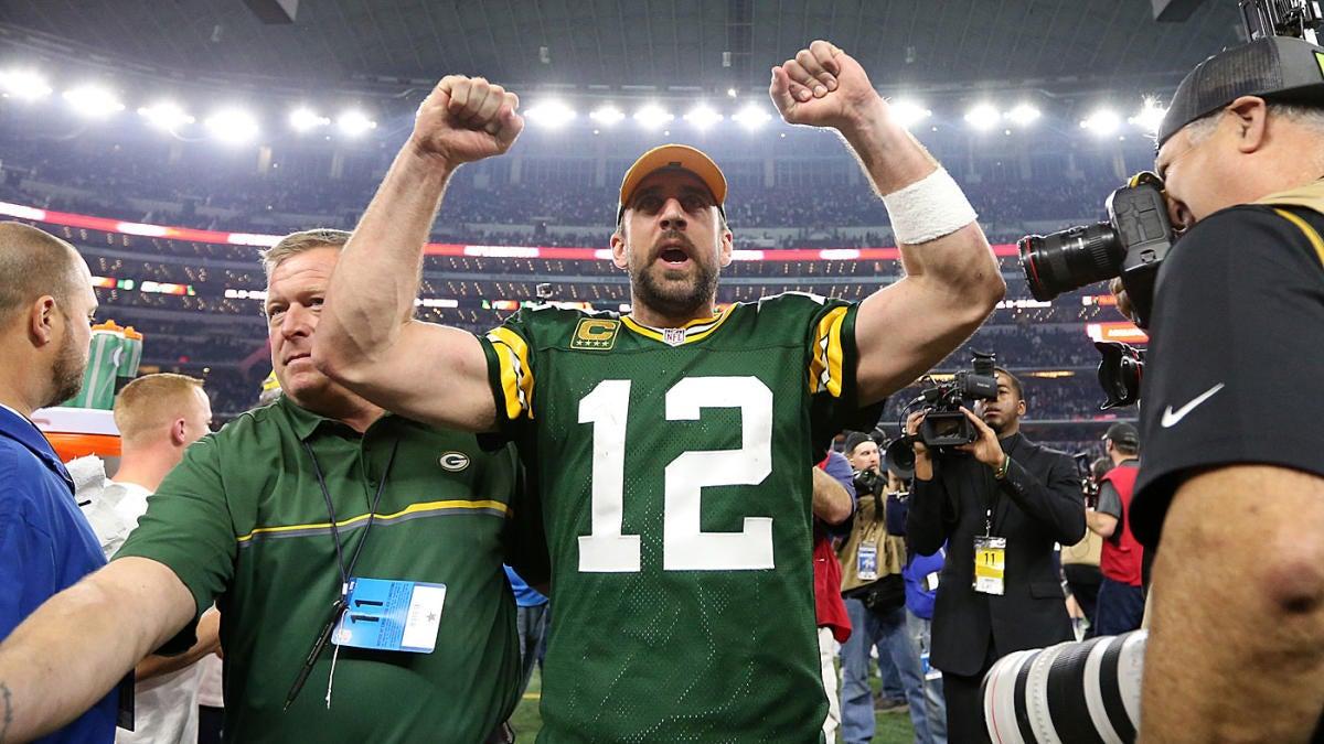 Aaron Rodgers beats Tom Brady, Ezekiel Elliott for Best NFL Player at the ESPYs