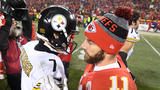 Highlights: Crucial penalty dooms Chiefs in loss to Steelers