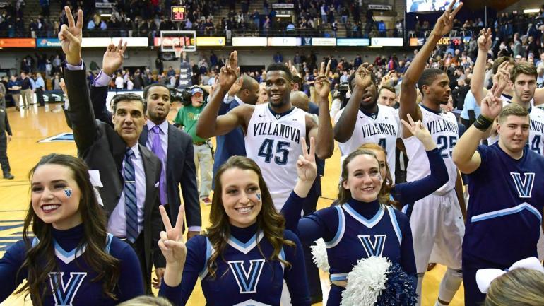 College Basketball Rankings Why Villanova Is The No 1