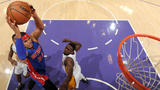 Clutch shooting leads Pistons past Lakers