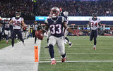 Boomer and Carton: Dion Lewis impressive game for the Patriots