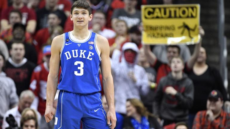 Count Roy Williams among those who think Duke's Grayson ...