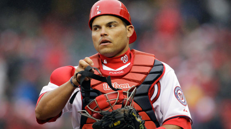 2017 MLB Hall of Fame results: Ivan Rodriguez shares moment he got 'The Call'