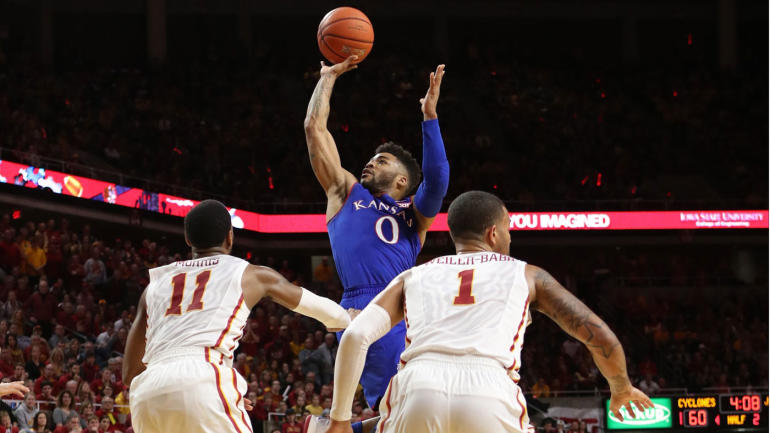 College Basketball Player of the Year rankings: KU's Frank ...