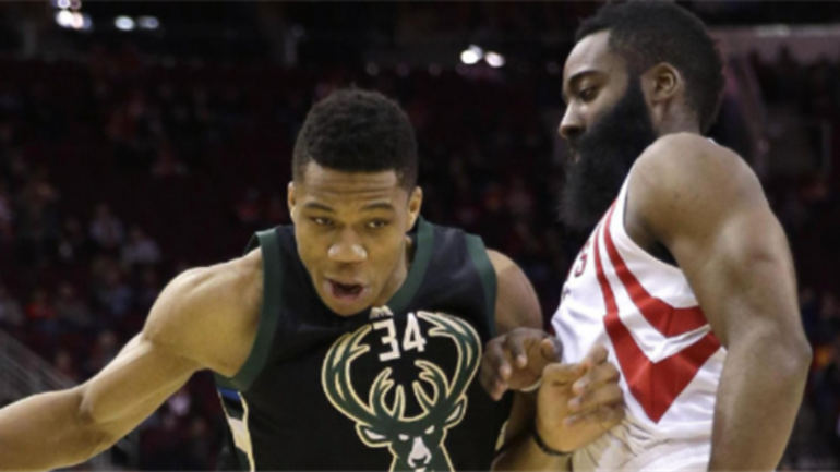 925714be701 Antetokounmpo says James Harden is the best player in the NBA ...