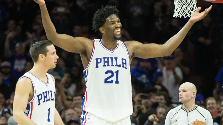 2017 NBA All-Star Reserve Picks: Sixers' Embiid should be among first-timers