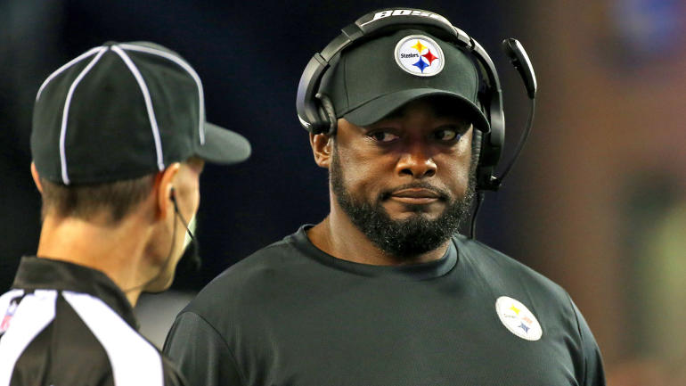 Mike Tomlin explains why Steelers will stay in locker room during national anthem