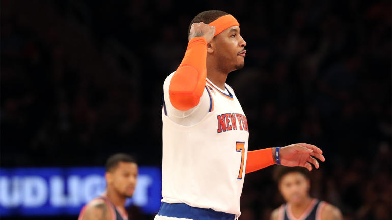 Trade Rumors: Knicks reached out to Cavs, Celtics, Clippers about Carmelo Anthony