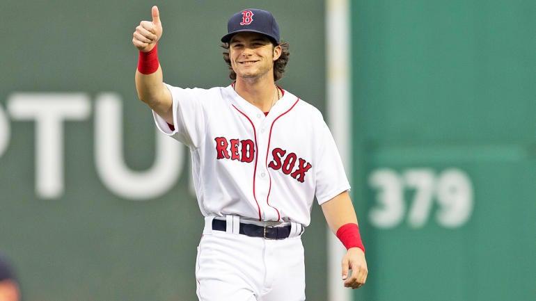 Andrew Benintendi Red Sox could reportedly bat top prospect Andrew Benintendi third