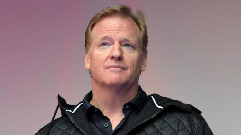 Goodell says NFL was 'disappointed' the Chargers didn't stay in San Diego